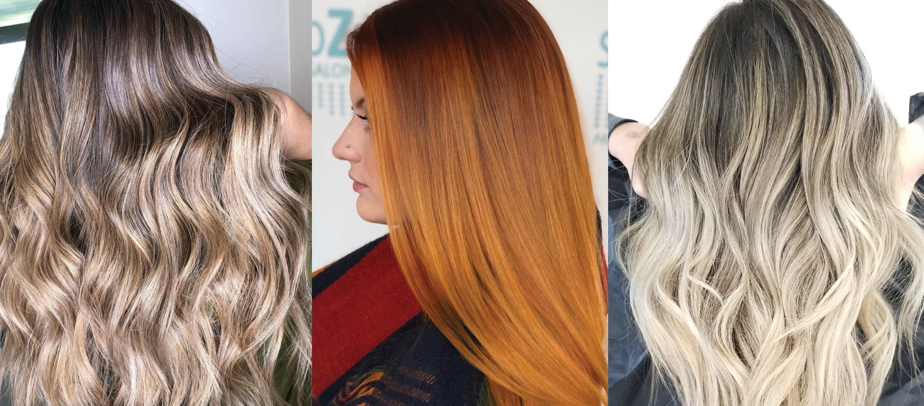 WINTER TRENDS: SHADOW ROOTS & COLOR MELTS